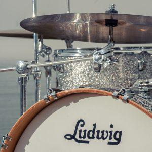 Leo Sieg - deutscher Schlagzeuger, Ludwig Endorser
