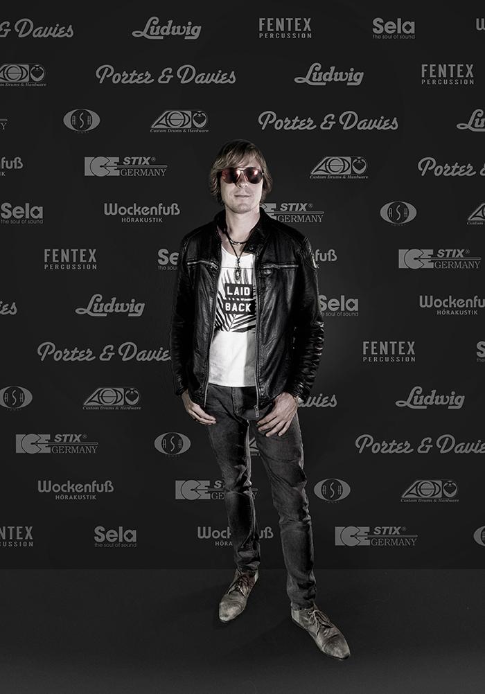 Leo Sieg - Schlagzeuger und Perkussionist